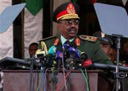 Sudan President Omar Hassan al bashi